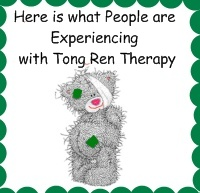 Here is what People are Experiencing with Tong Ren Therapy